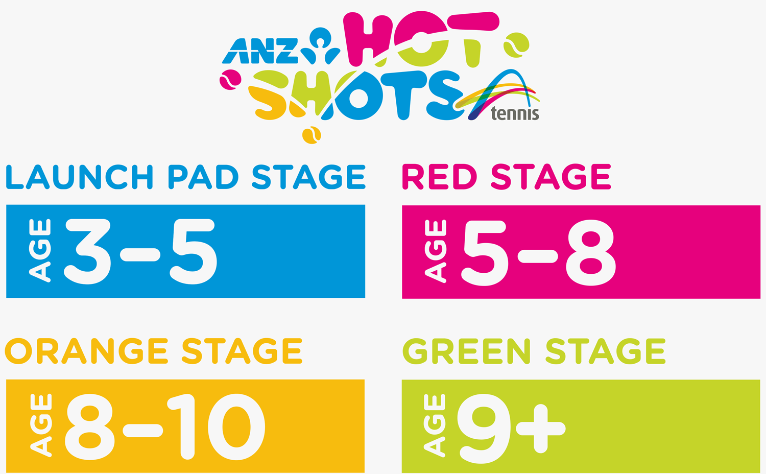 Hot Shots Tennis School