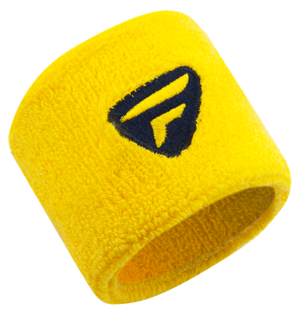 tecnifibre-writstband-yellow